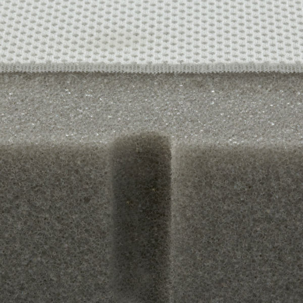 Kindermatrassen matras airy campingbedje 60x120 for Afmeting ledikant matras
